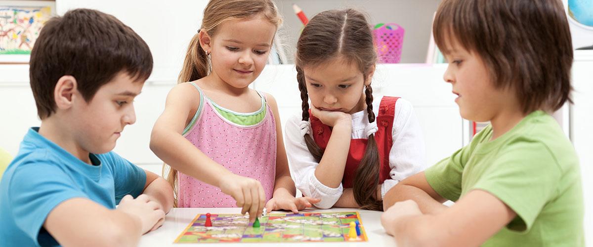 Apprendre l'anglais à son enfant par les jeux