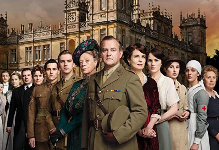 Liste de séries télé britanniques