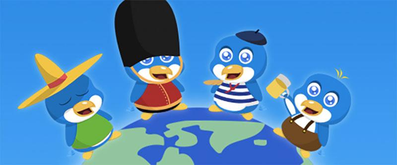 Réseaux sociaux pour apprendre l'anglais