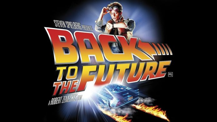 Film américain Back to the Future