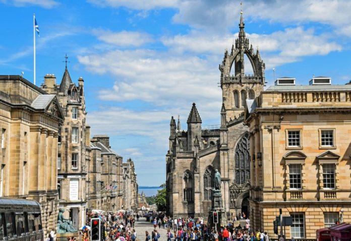 Visiter Édimbourg en Écosse