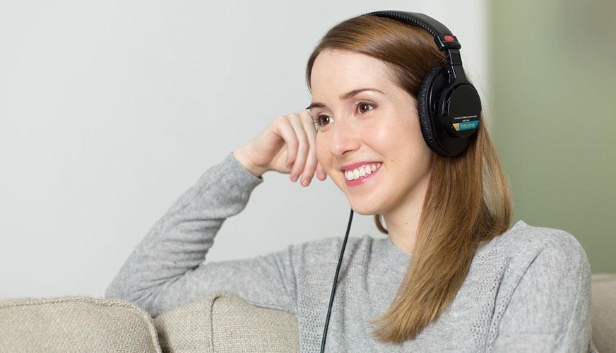 Écouter un podcast pour s'améliorer en anglais