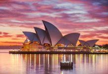 Visiter l'opéra lors d'un week-end à Sydney