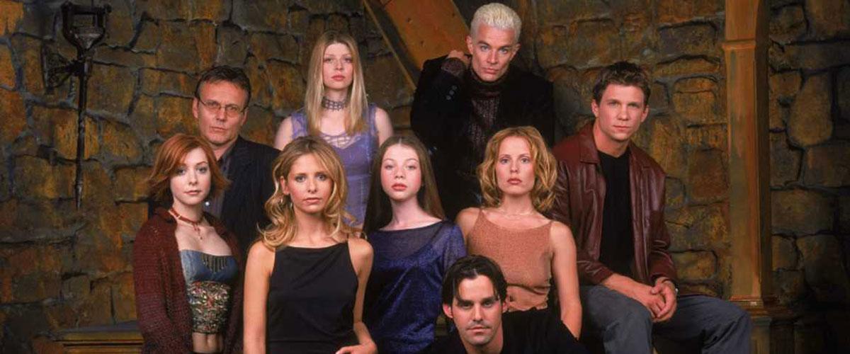 Le casting de Buffy contre les vampires
