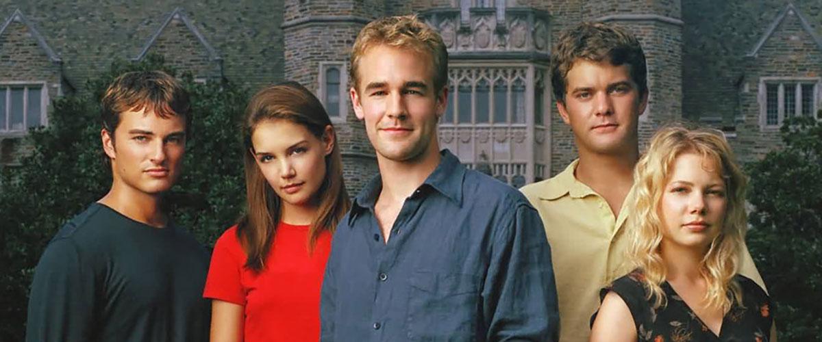 Le casting de Dawson's Creek