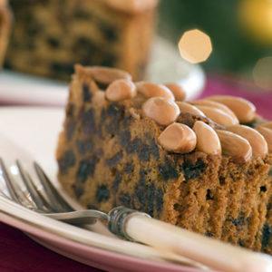Dundee Cake, un gâteau aux fruits secs