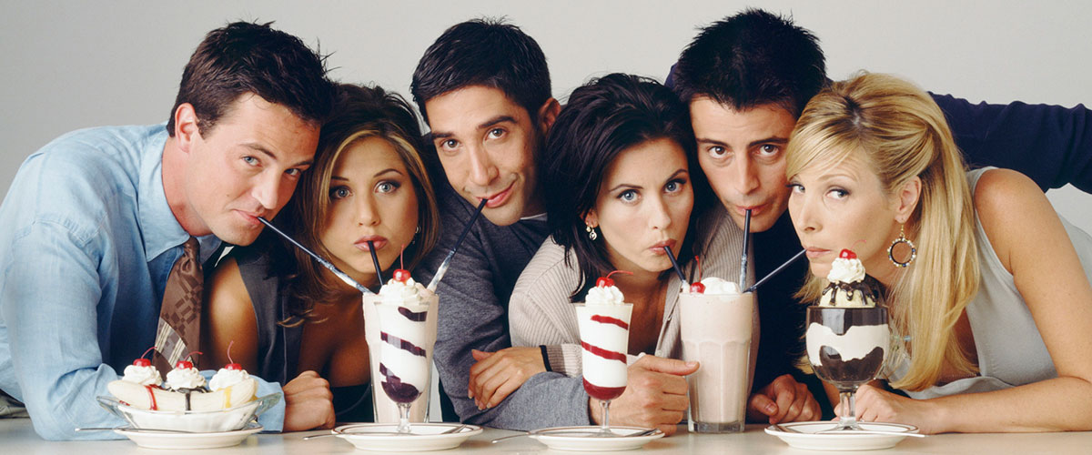 Regarder la série TV Friends