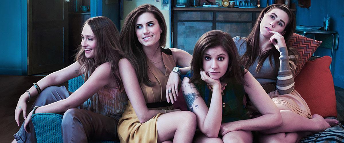 Les quatre filles de Girls