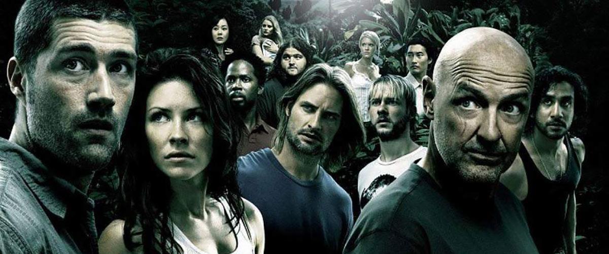 Le casting de la série LOST