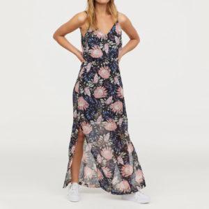 S'habiller en robe longue