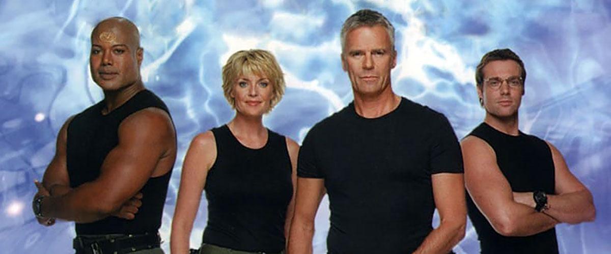 La série télé Stargate SG-1