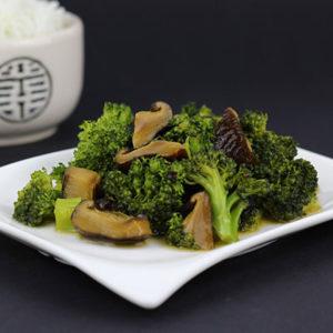 Stir fry ou légumes sautés à l'asiatique