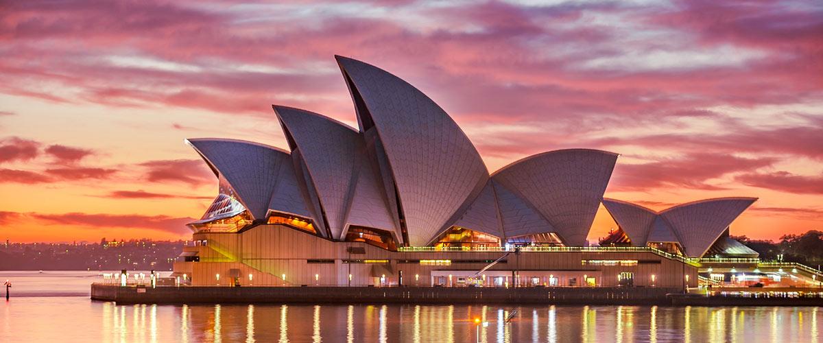 Aller visiter Sydney en Australie