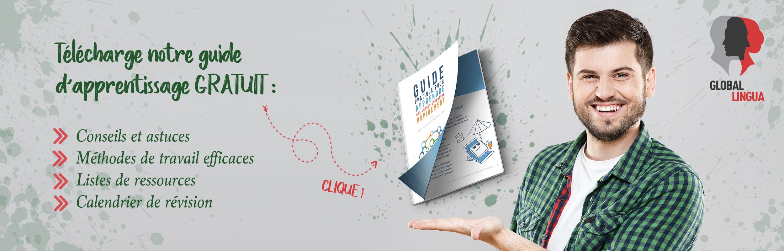 Téléchargez notre guide gratuit sur Global Lingua
