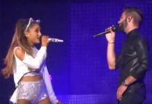 Chansons en franglais comme Ariana Grande et Kendji Girac