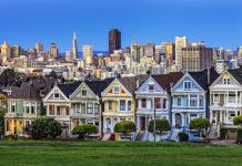 Visiter San Francisco et les Painted Ladies