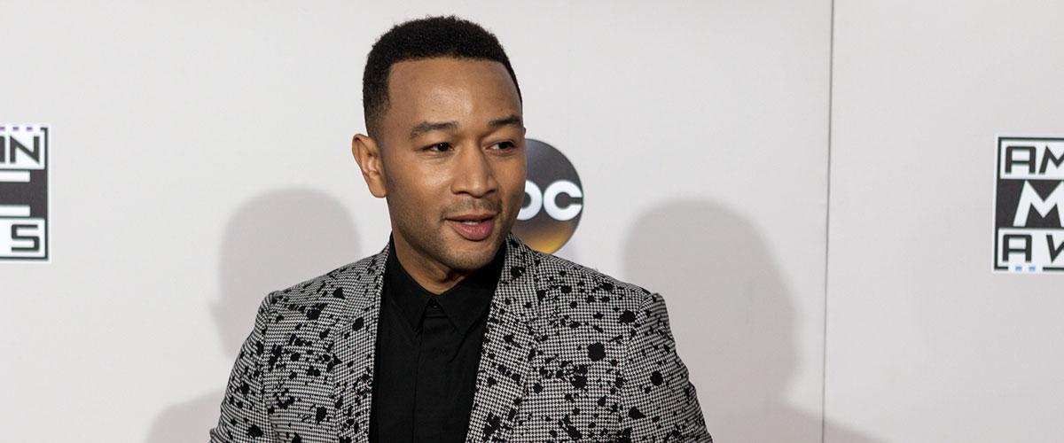 John Legend fait partie du club des EGOT, l'un des nouveaux mots anglais du dictionnaire