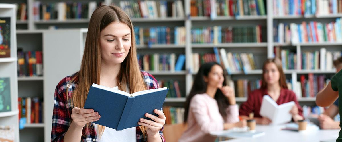 Lire des livres gratuitement à la bibliothèque