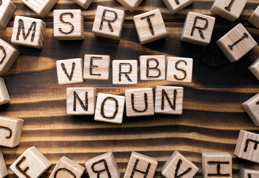 verbing   13 noms qu u2019on peut aussi utiliser comme des verbes