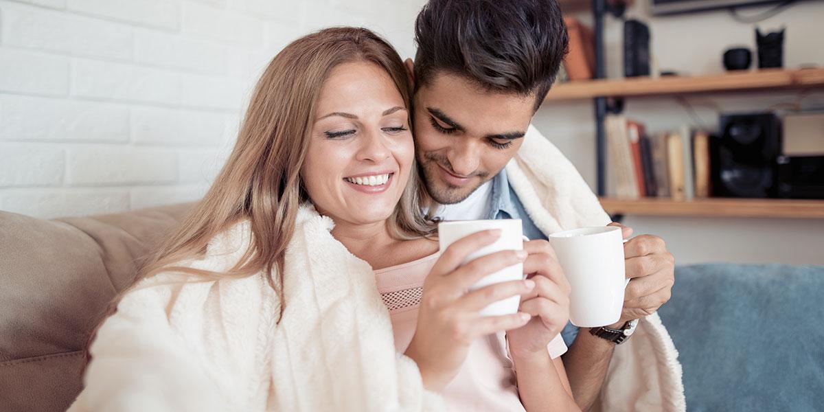 Les tendances dating comme la cuffing season