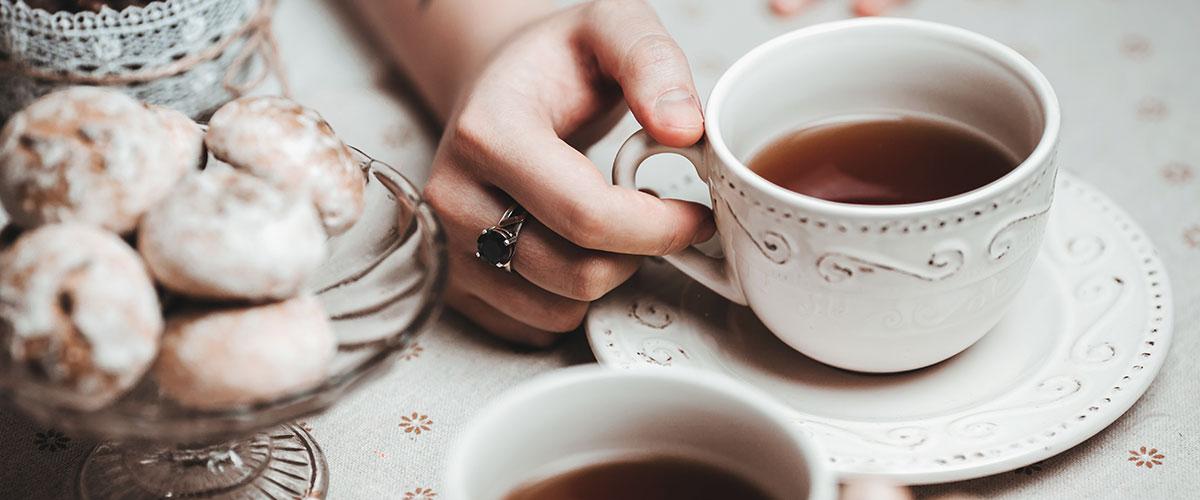 Apprendre le jargon anglais comme cup of tea