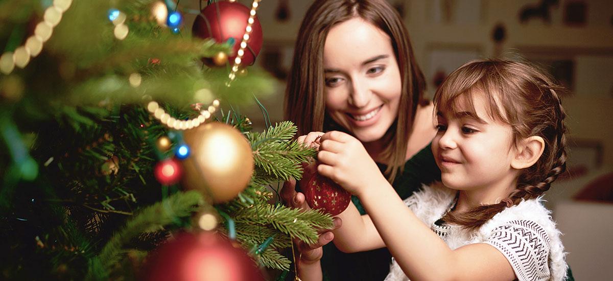 Fêter Noël en anglais