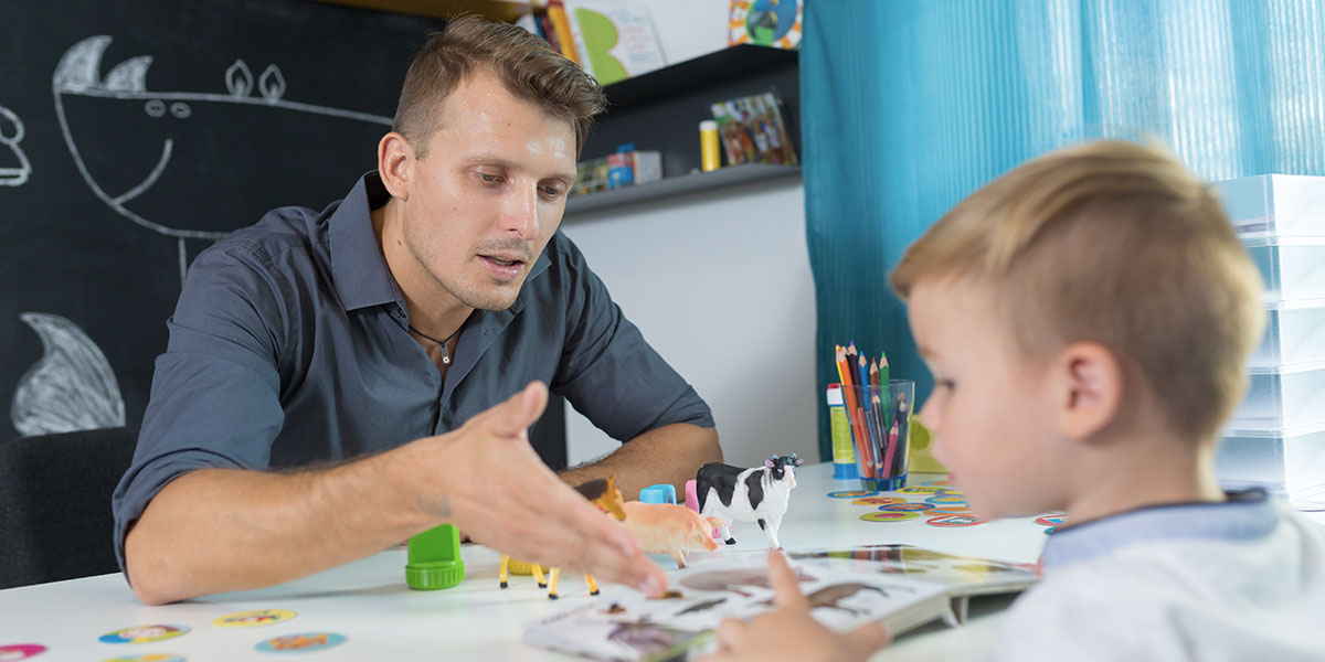 S'occuper chez soi avec des enfants